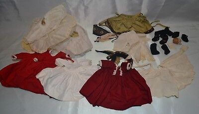 Vintage Mixed Lot of Madame Alexander Doll Clothing Lot & Accessories
