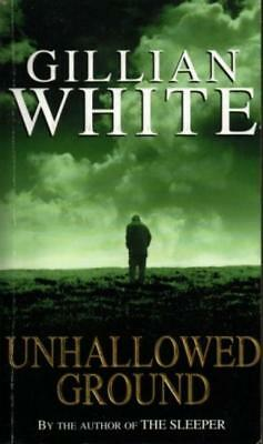 Unhallowed Ground - Gillian White - Corgi - Acceptable - Paperback