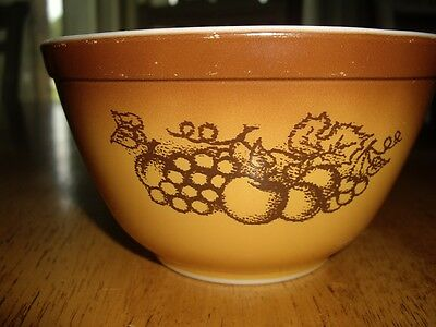 Excellent Pyrex Old Orchard Mixing Bowls Images - Best Image Engine ...