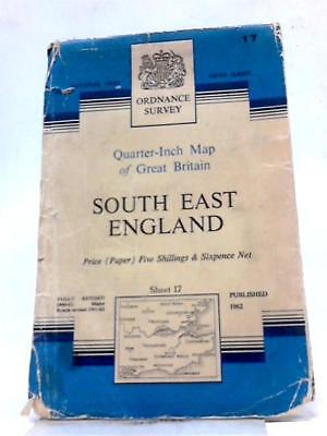 Quarter-Inch Map of Great Britain: South East England S Book (Anon) (ID:25182)