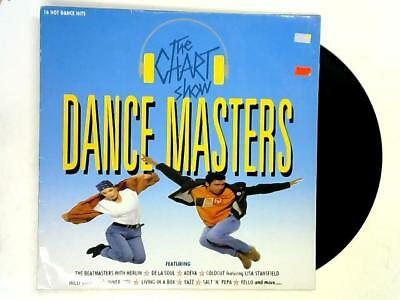 The Chart Show - Dance Masters LP 2nd Vinyl (Various - 1989) ADD 7 (ID:15082)