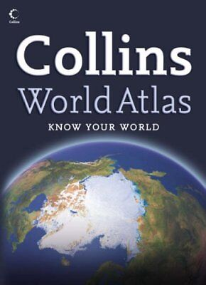 Collins World Atlas by Not Known Paperback Book The Cheap Fast Free Post