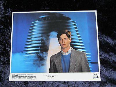 The Fly lobby cards - Eric Stoltz, Daphne Zuniga - mini US set of 8 The Fly II
