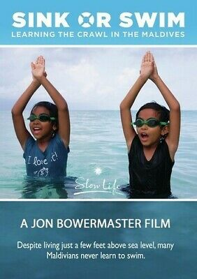 Sink Or Swim: Learning The Crawl In The Maldives DVD