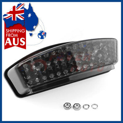 AU Integrated Brake Tail Light Turn Signal For Ducati Monster 400 600 750 94-07