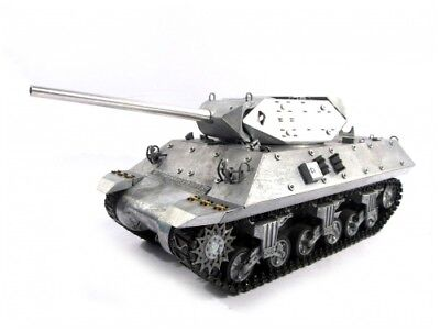 Mato 1/16 100% Metal M10 Tank Destroyer(IR Recoil, Original Metal Color, RTR)