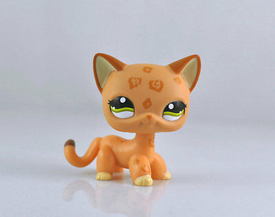 Littlest Pet Cat Collection Child Girl Boy Figure Toy Loose Cute LPS828