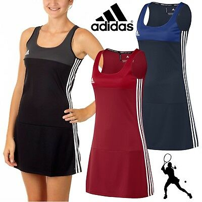 adidas T16 Ladies Climacool Sports Dress Womens Tennis Sportswear