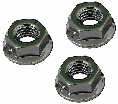 Recoil Starter Cover Hex Nut Fits STIHL TS410 TS420 Pk Of 3
