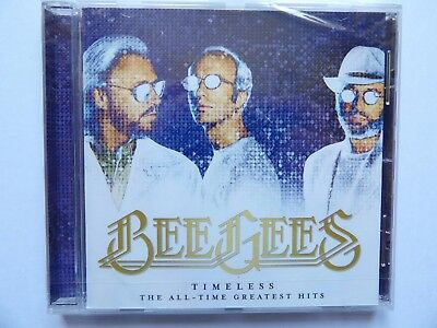 The Bee Gees - Timeless - All Time Greatest Hits (New Sealed Cd)