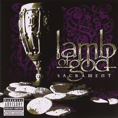 Lamb of God - Sacrament - Lamb of God CD YIVG The Fast Free Shipping