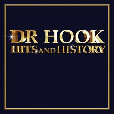 Dr. Hook - Hits And History [CD + DVD] - Dr. Hook CD TWVG The Fast Free Shipping