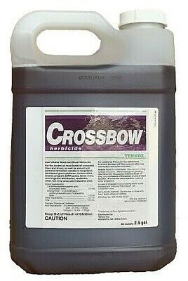 Crossbow Herbicide Brush Killer - 2.5 Gallon by Tenkoz