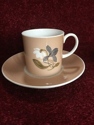 Antique Vintage Susie Cooper China - Tea Cup  Coffee Can And Saucer.