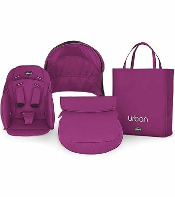 Chicco Urban Stroller Color Pack - Magia, Brand New!! Free Shipping!!