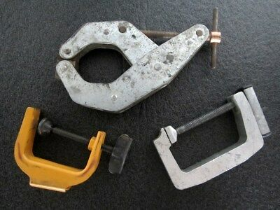 Lawson Utility Clamps 98658 & 59697  USA