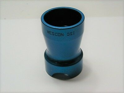 Wescon DSI Aluminum Egg Cup Drill Stand Off Model 5703 ~ Unused Aircraft Tool