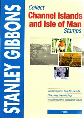 Collect Channel Islands and Isle of Man Stamps (Stamp Catalogue) Paperback Book