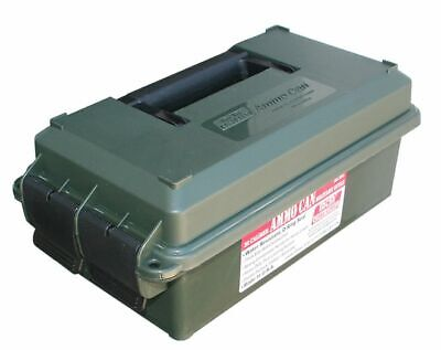 MTM Military Style Ammo Can, .30 Caliber, Forest Green Dry Box: AC30C-11