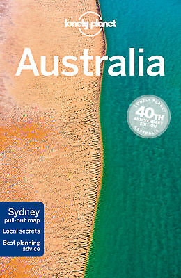 Lonely Planet Australia Travel Guide 2017 BRAND NEW 9781786572370