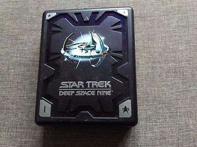 Serie DVD STAR TREK - DEEP SPACE NINE 9 - TEMPORADA 1 - COMPLETA - COLECCIONISTA