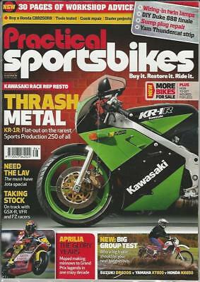 PRACTICAL SPORTSBIKES N.86 (NEW COPY)*Post included to UK/Europe/USA/Canada