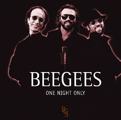 Bee Gees One Night Only Live CD NEW SEALED HDCD How Deep Is Your Love/Tragedy+
