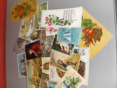 Lot of 75 trade cards greeting cards misc victorian c 1880s 795 lot of 75 trade cards greeting cards misc victorian c 1880s m4hsunfo