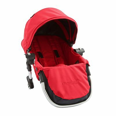 City Select Baby Jogger Second Seat Kit, Ruby Red Makes City Select Double