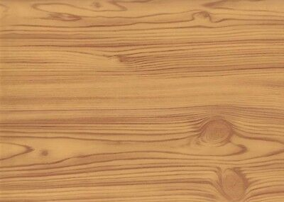 """SELF ADHESIVE VINYL CONTACT PAPER,""""KNOTTY PINE"""" KITCHEN/CRAFTS/BOOKS 9 ft x18 in"""