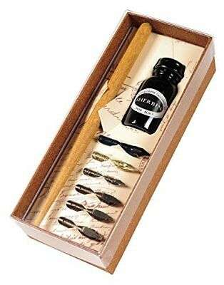 Bestselling Ink and Nib Gift Set Includes 6 Nibs for Script and Calligraphy