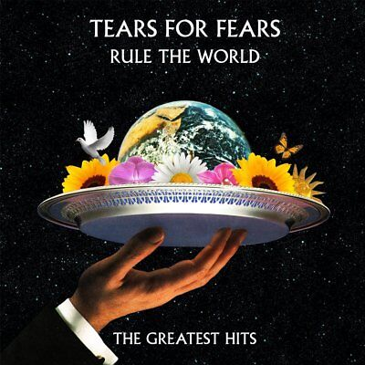 Tears For Fears Rule The World The Greatest Hits Cd (2017)