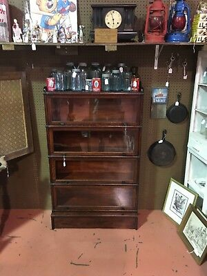 1895 Wernicke System Bookcase