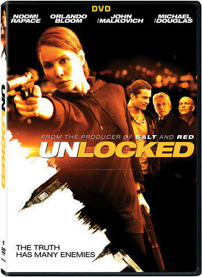 Unlocked [New DVD]