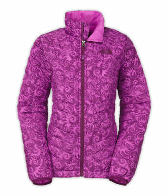 9a85d141f NWT $120 THE North Face Girls' Thermoball Full Zip Jacket (Big Girl's) - L,  XL