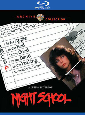 Night School [New Blu-ray] Manufactured On Demand, Subtitled, Ac-3/Dolby Digit