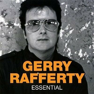 Gerry Rafferty Essential CD NEW SEALED Baker Street/Get It Right Next Time+