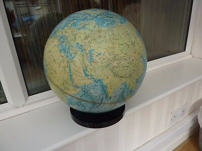 Desk Globe 36cm NATIONAL GEOGRAPHIC Physical & Political Globe 'Classic'