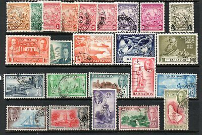 Barbados  GVI to $1.20 used