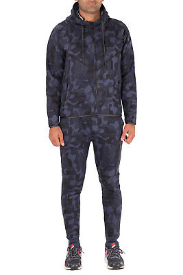 Noroze Boys Kids Sports Military Camouflage Hooded Tracksuit  2 Piece Set