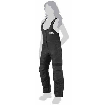 Arctic Cat Women's Premium A-Tex 200 Gram Snowmobile Bibs - Black - 5250-79_
