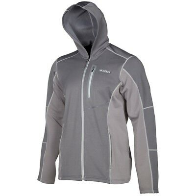 Klim's Inferno Moisture Wicking Polyester Hoodie - Dark Gray - 3796-000-1_0-660