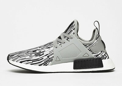 ADIDAS ORIGINALS NMD XR1 MESH WHITE GREY DUCK CAMO