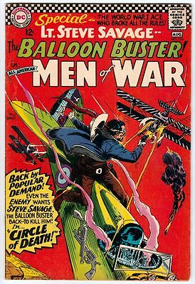 All-American Men of War 116 strict VF/NM 9.0 High-Grade Johnny Cloud Nazis Boca