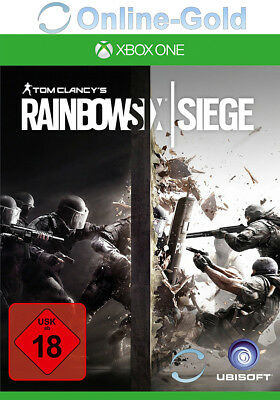 Xbox One - Tom Clancy's Rainbow Six Siege Code - Microsoft Game Key [EU/DE]