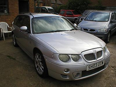 MG ZT-T 2.0 CDTi 135 auto + spares or repair