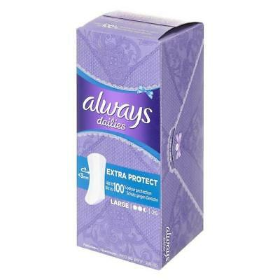ALWAYS Protege-slips Large x26