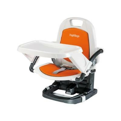PEG PEREGO Rehausseur de table Rialto Orange