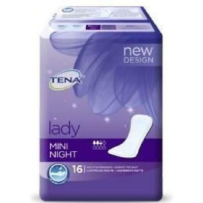 Tena Lady Mini Night  x16
