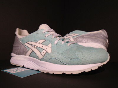 best loved d62f2 799e3 ASICS GEL-LYTE V 5 Iii 3 Ronnie Fieg Kith Diamond Supply Co Teal White  Silver 11